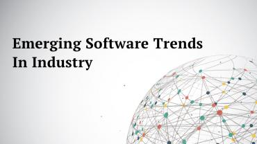 emerging software trends